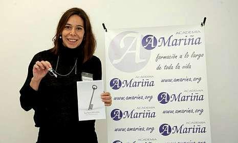 dfgsd.Raquel Hermida, con la «llave» que puede conducir al éxito personal y laboral y la guía gratuita.