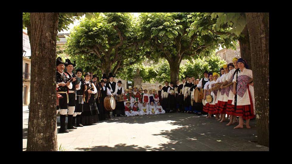 Los reyes eméritos visitan Sanxenxo