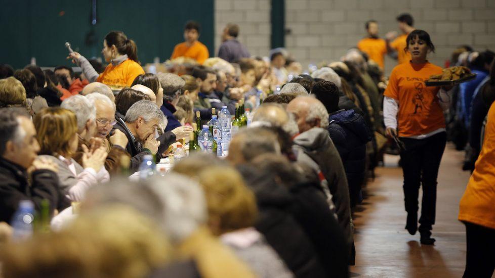 La Festa do Cabrito de Vilariño de Conso será el sábado 22 de febrero
