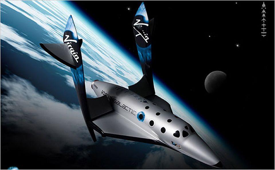 Amazon Prime Air.SpaceShipTwo