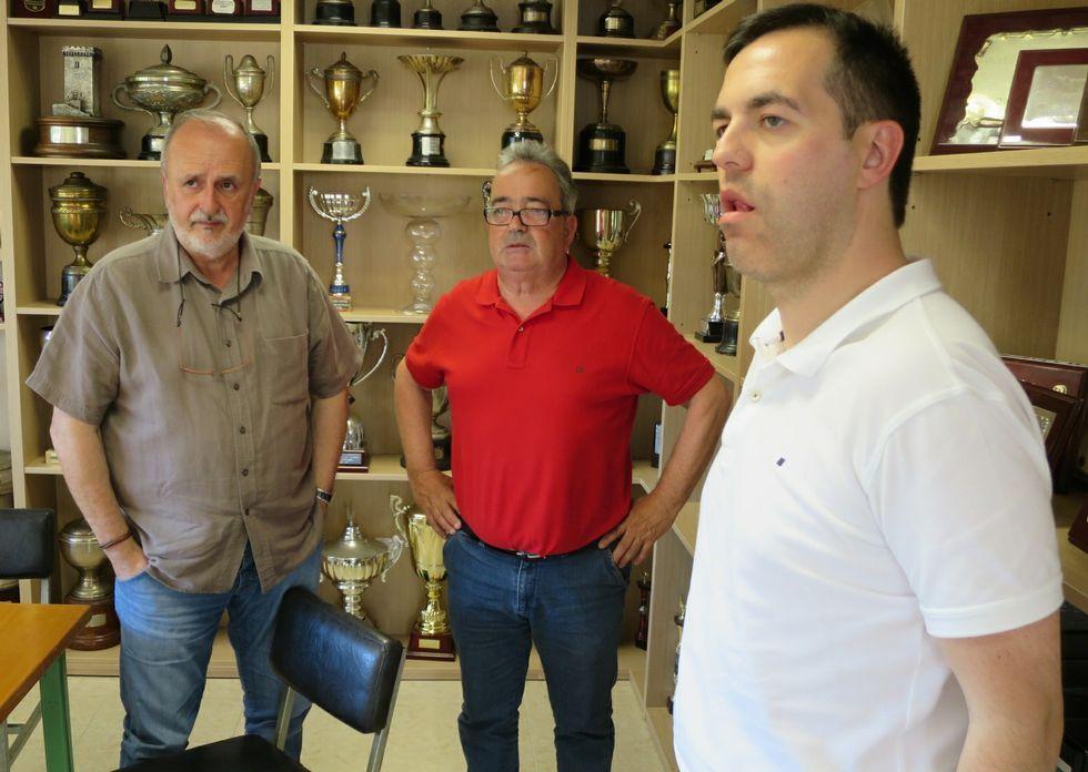 La trayectoria del exportero chantadino, Roberto Fernández, en el fútbol profesional.Julen Lopetegui