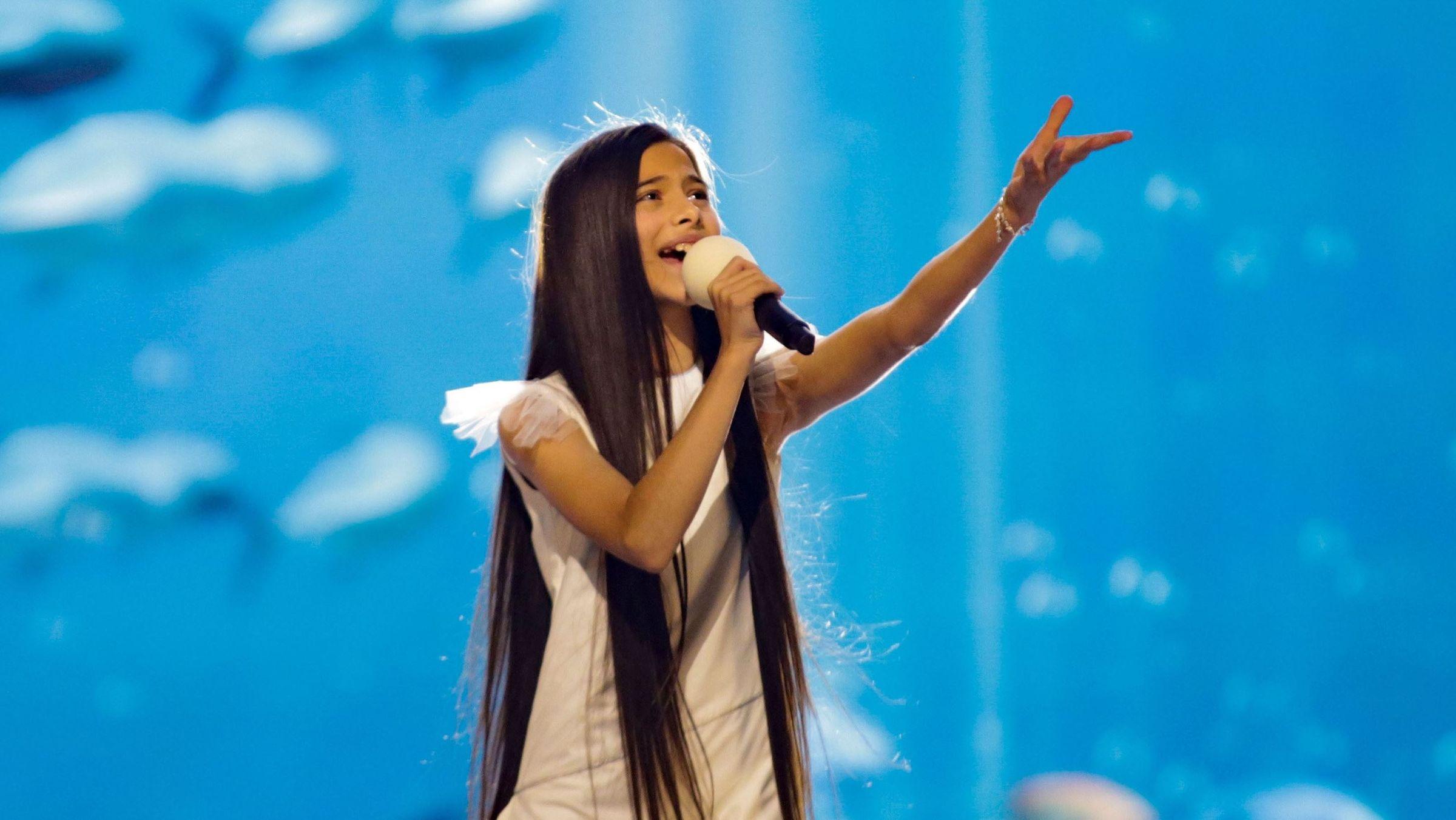 La canción de España en Eurovisión Júnior 2019.Jessica Galvís, responsable del bar University