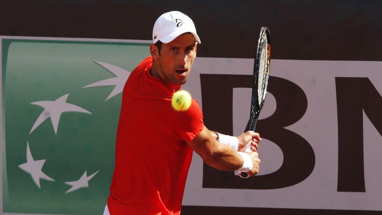 El tenista australiano Nick Kyrgios