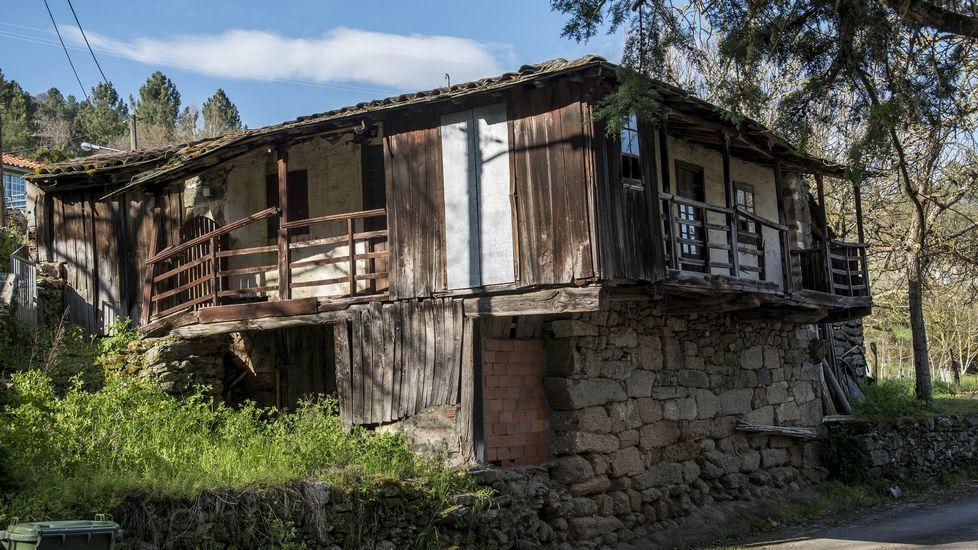Vivienda tradicional en Barredo