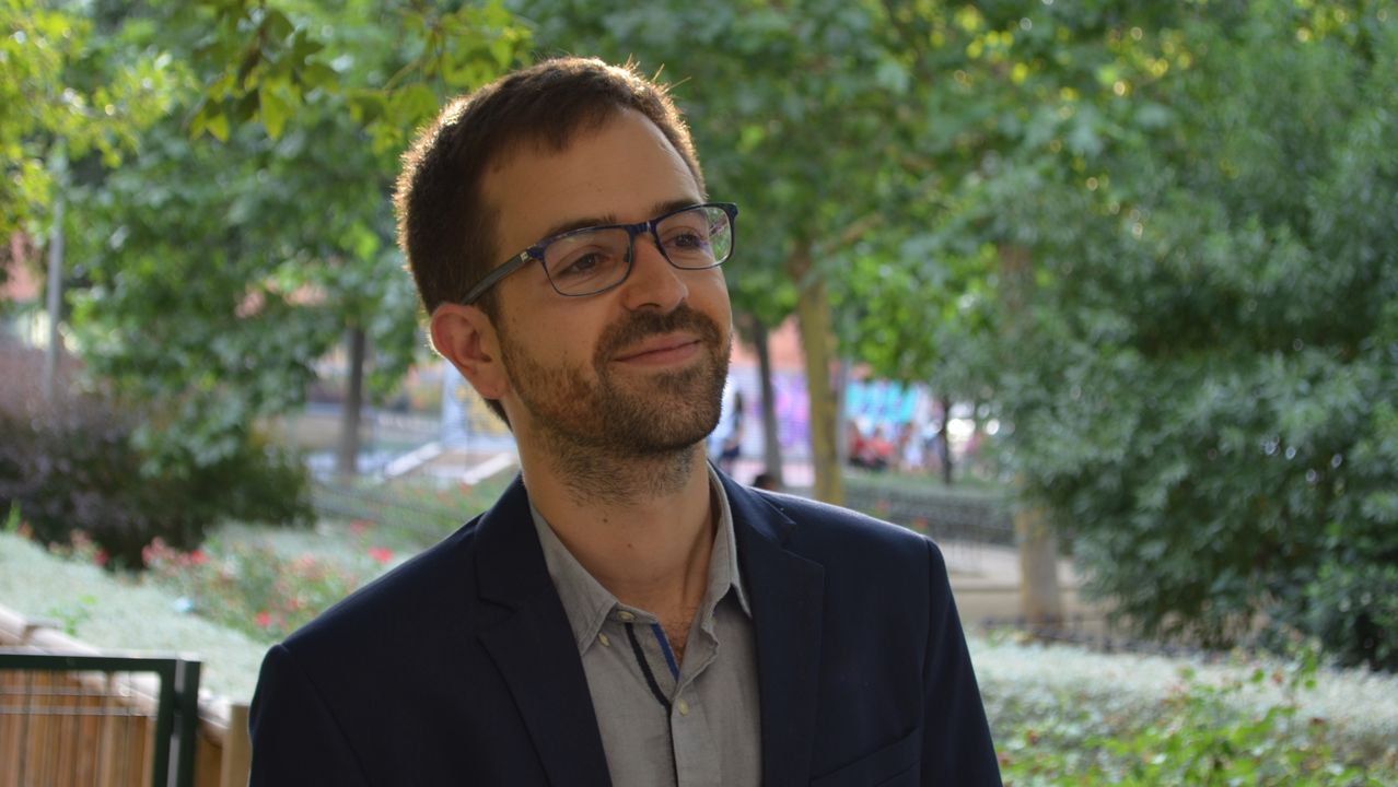 Sergio Altuna, investigador del Real Instituto Elcano