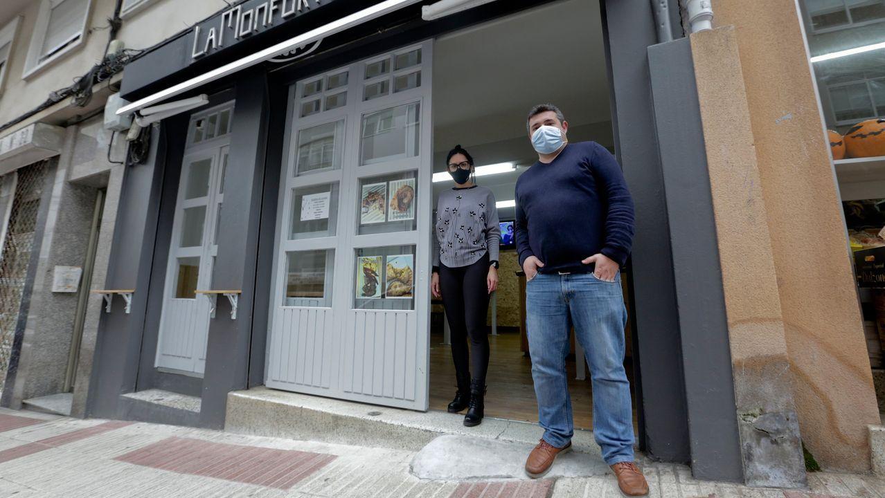 monforte.Los tres acusados en el juicio por los atentados en Cataluña el 17 A