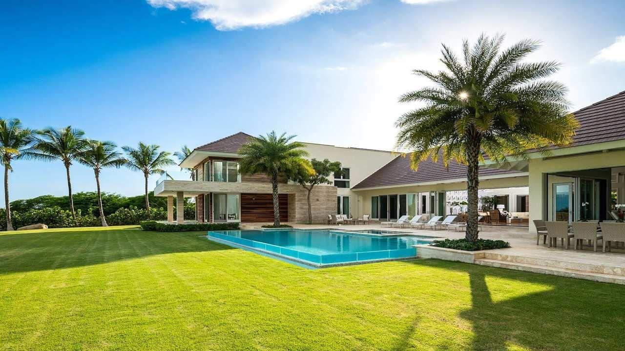 La nueva residencia del rey Juan Carlos