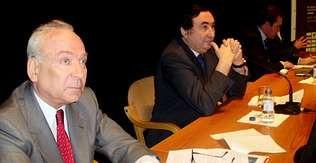 Plácido Arango.Graciano García, director de la Fundación Príncipe de Asturias, abrió ayer el primer Foro de Comunicación del Occidente astur, dirigido en particular al alumnado de Castropol y Vegadeo. La charla, en