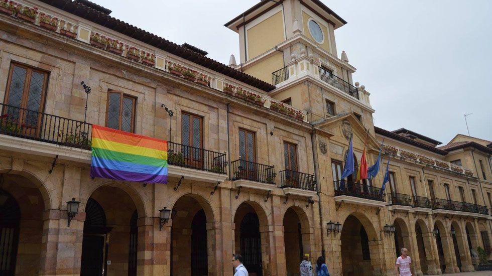 Ayuntamiento de Oviedo.Ayuntamiento de Oviedo