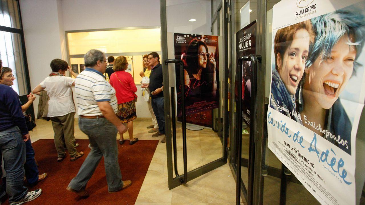 Semana de Cine de Lugo do ano 2014