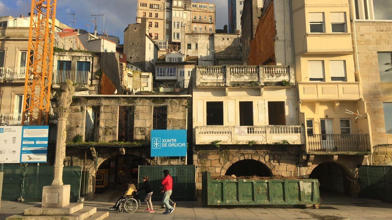 Recinto de la Cometcon en Oviedo