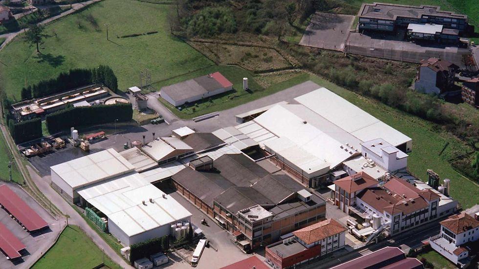 Fabrica de Nestlé