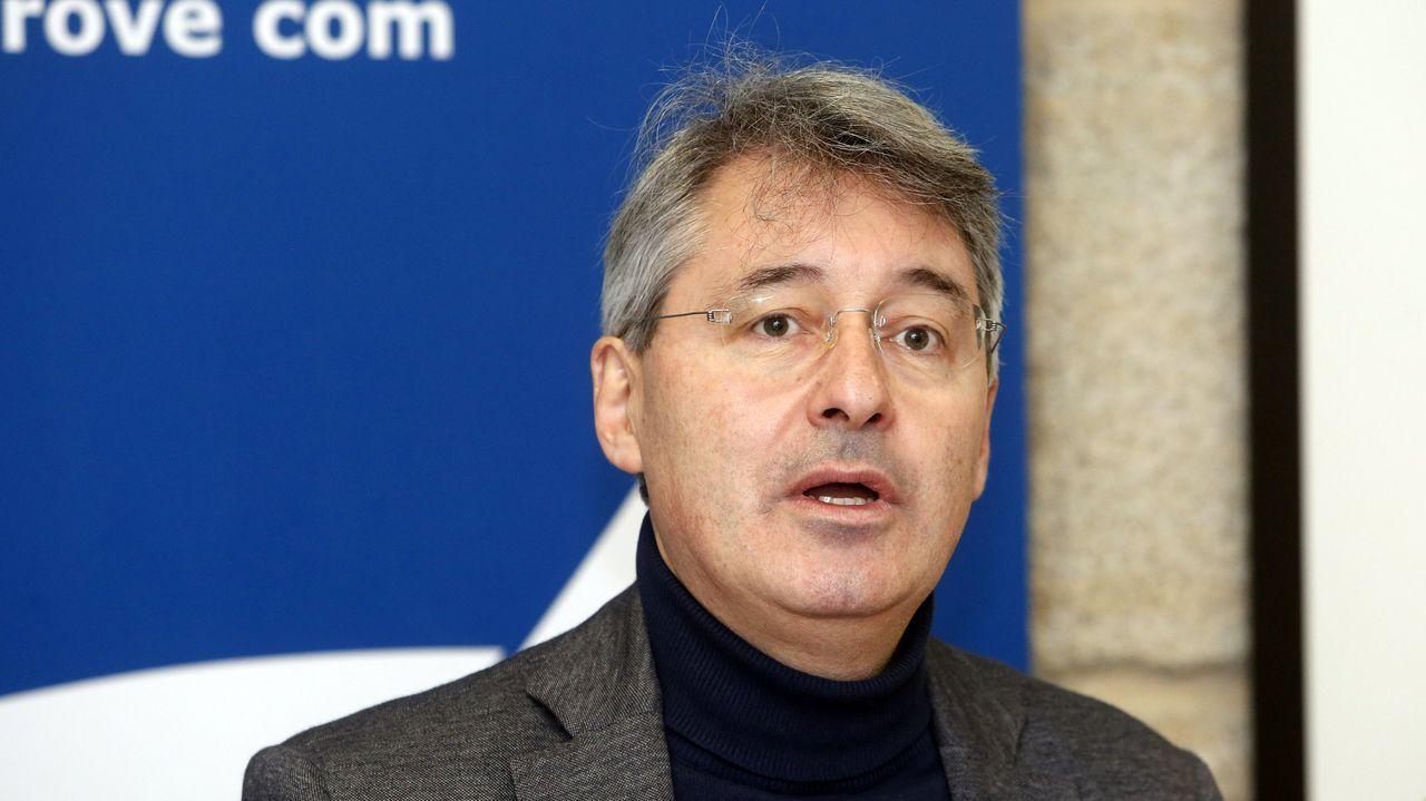 Concentraciones en los puertos en contra del reglamento de control de la Unión Europea.La casa que fue de Jorge Dorribo en O Corgo se vende por 183.000 euros