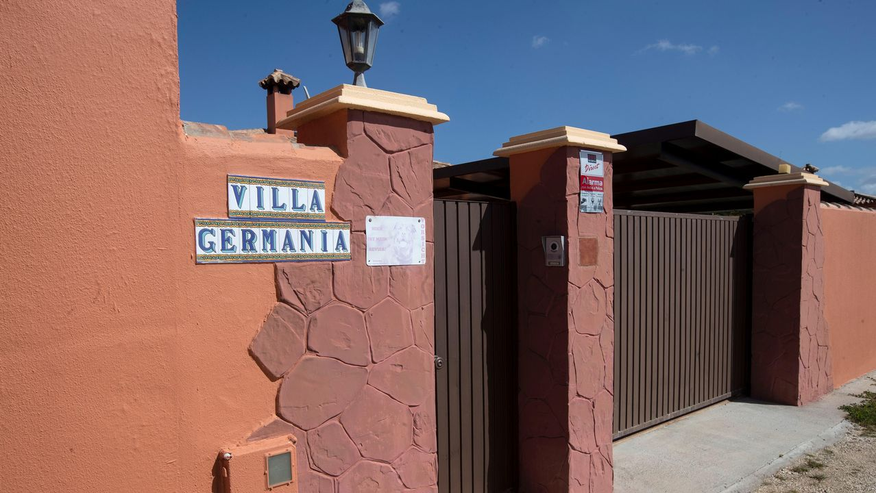 La «casa de los horrores» está ubicada en el extrarradio de Chiclana de la Frontera (Cádiz)