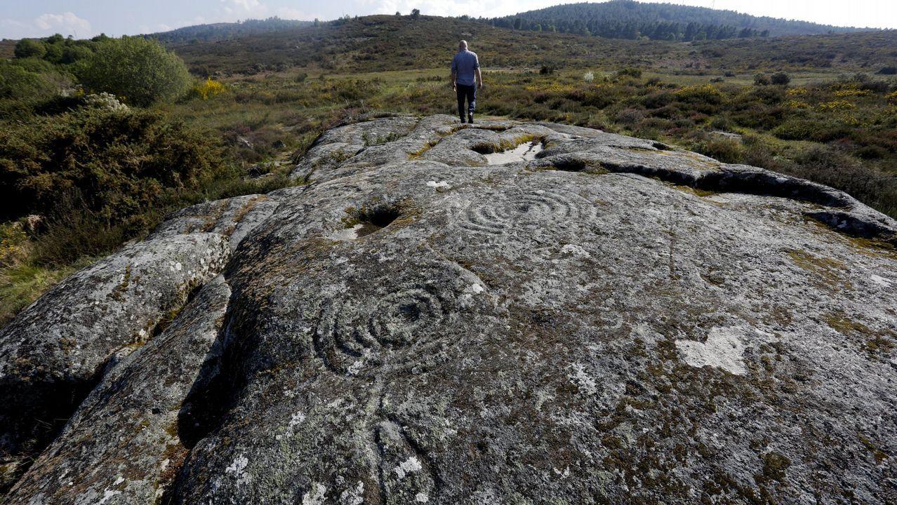 Los petroglifos de Antas de Ulla