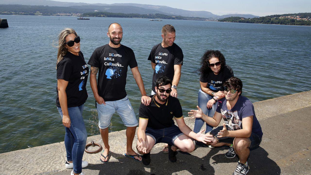«Isla Futura», el viaje onírico hasta Cíes de la banda viguesa Pólvora