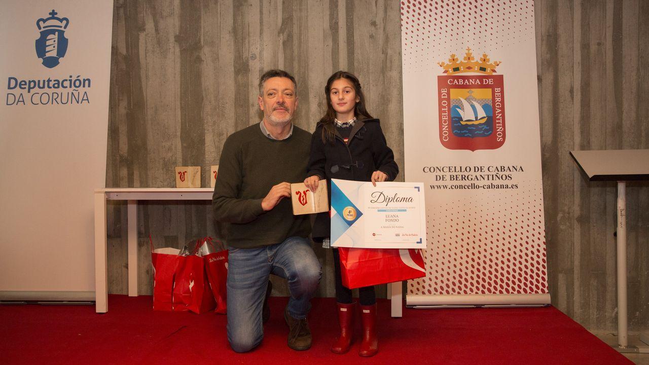 Cuarto premio: Luana Fondo