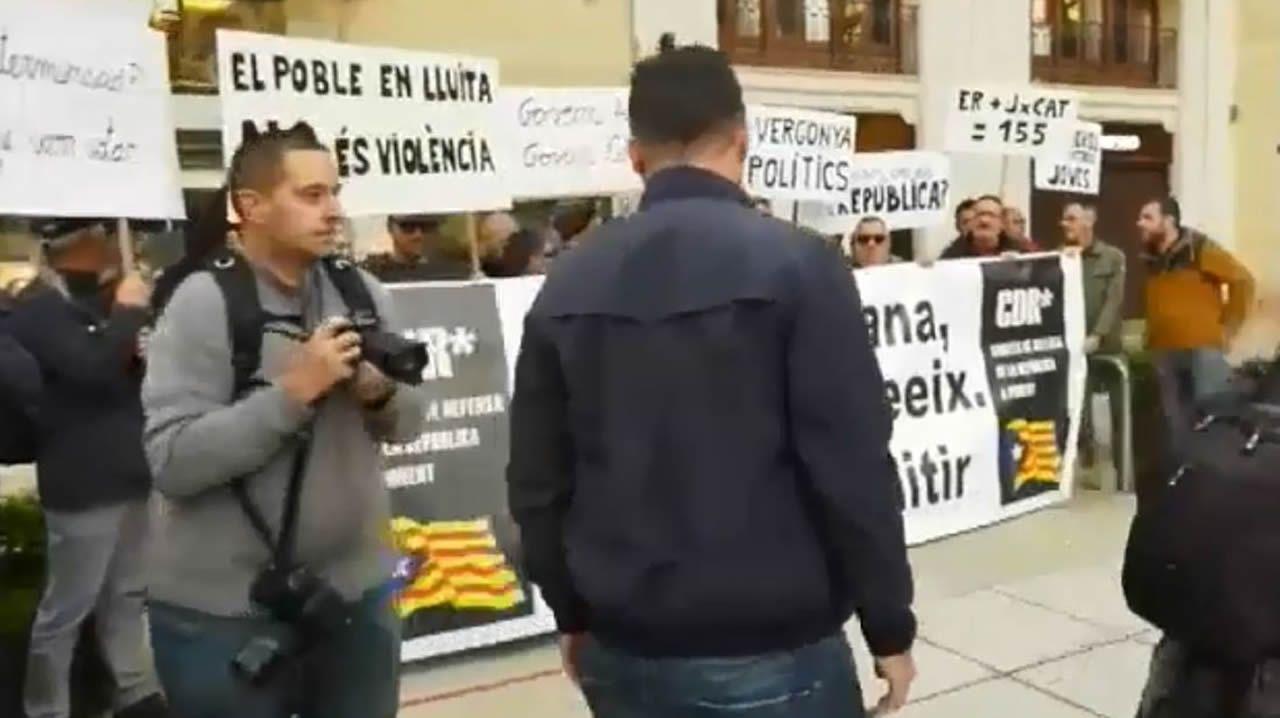 Sánchez asegura que esta vez «sí o sí» habrá Gobierno progresista.Pedro Sánchez, en el debate electoral