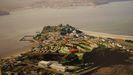 Recreación virtual del proyecto inicial para monte Piñeiro
