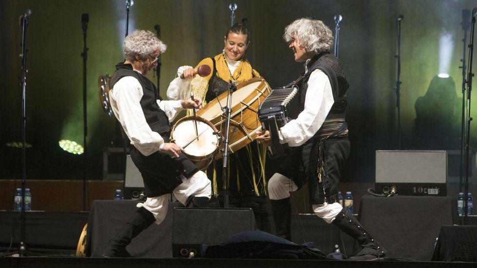 O concerto de Treixadura en Carballo, nas mellores imaxes: ¡mira!
