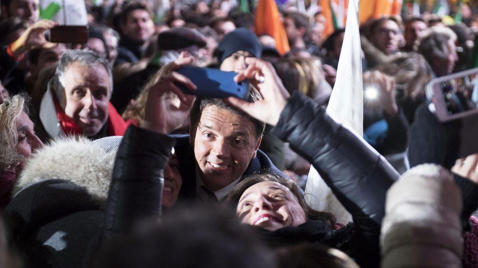 El referéndum de Italia decide el futuro de Renzi
