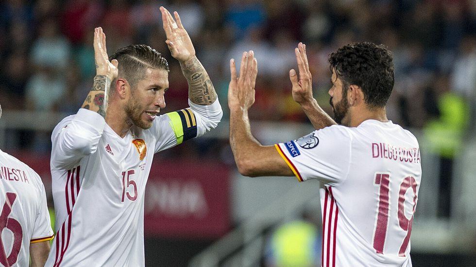 Diego Costa le manda un mensaje a Conte y al Atlético de Madrid