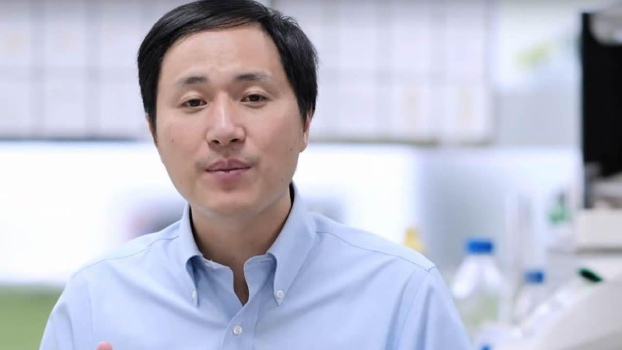 Así explica sus motivaciones el científico He Jiankui