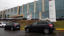 Chequeo en el Hospital del Barbanza