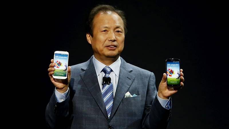 Galaxy S4: El nuevo hijo de Samsung