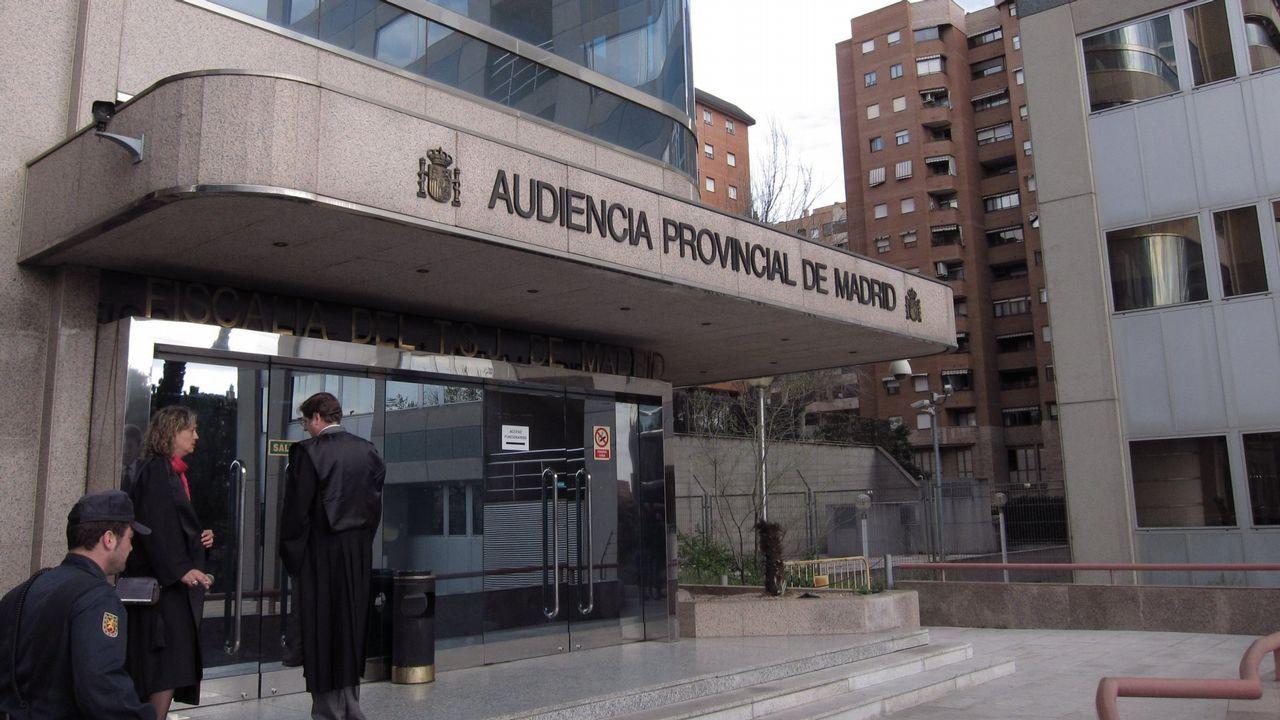 El juicio se celebra en la Audiencia Provincial de Madrid