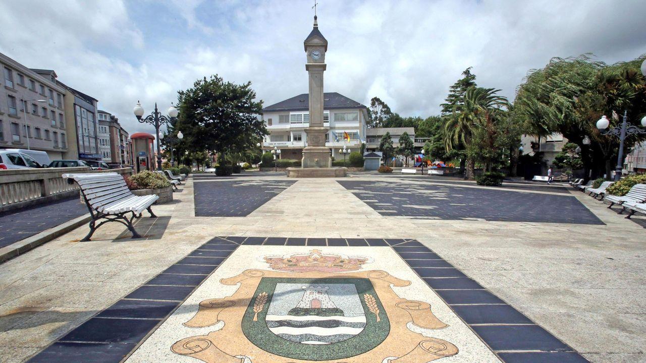 Plaza del Concello de A Laracha