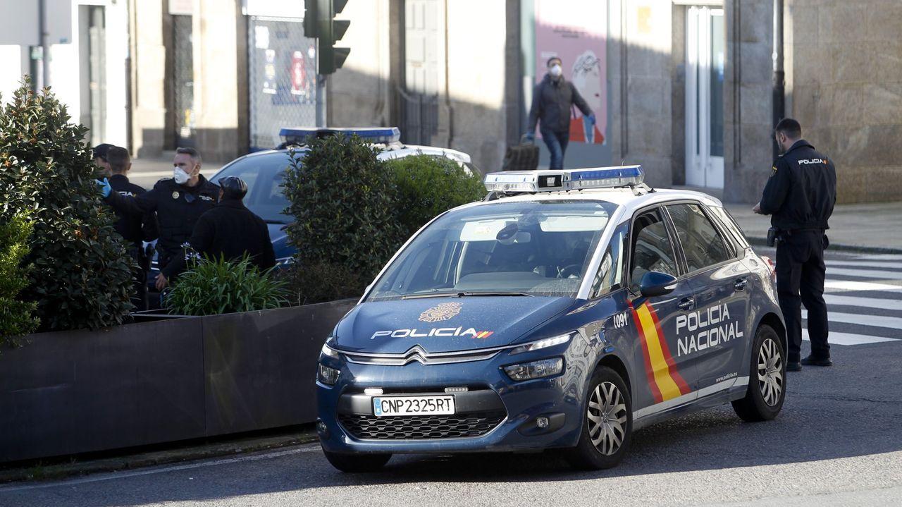 La operación la ha llevado a cabo la Brigada Local de Extranjería y Fronteras de la comisaría de Santiago