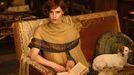 Eddie Redmayne en un fotograma de «La chica danesa»