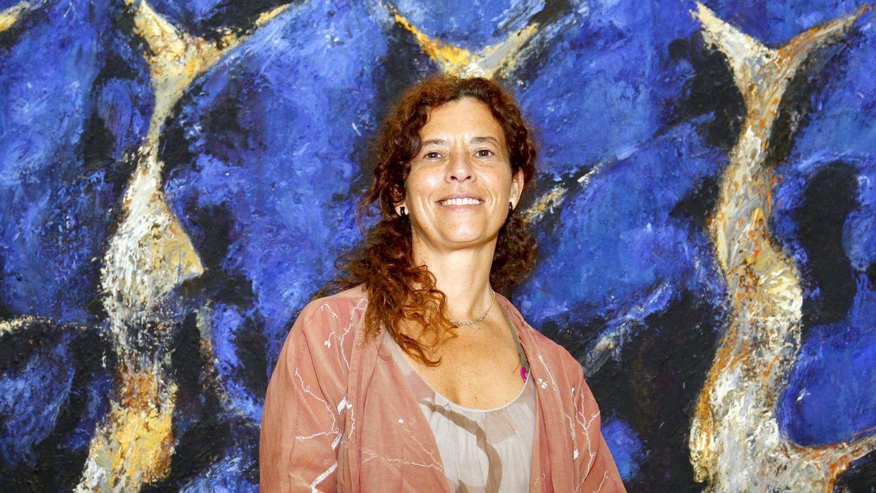 Julia Torregosa, que sustituye a Merlo, va con Bescansa en el puesto quinto
