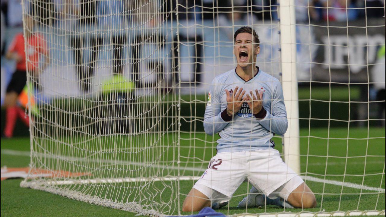 Las mejores imágenes del Celta - Athletic
