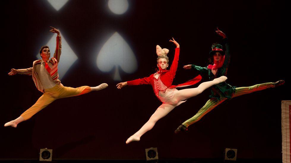 El Conservatorio de Danza de Lugo ofrece microgalas de fin de curso.