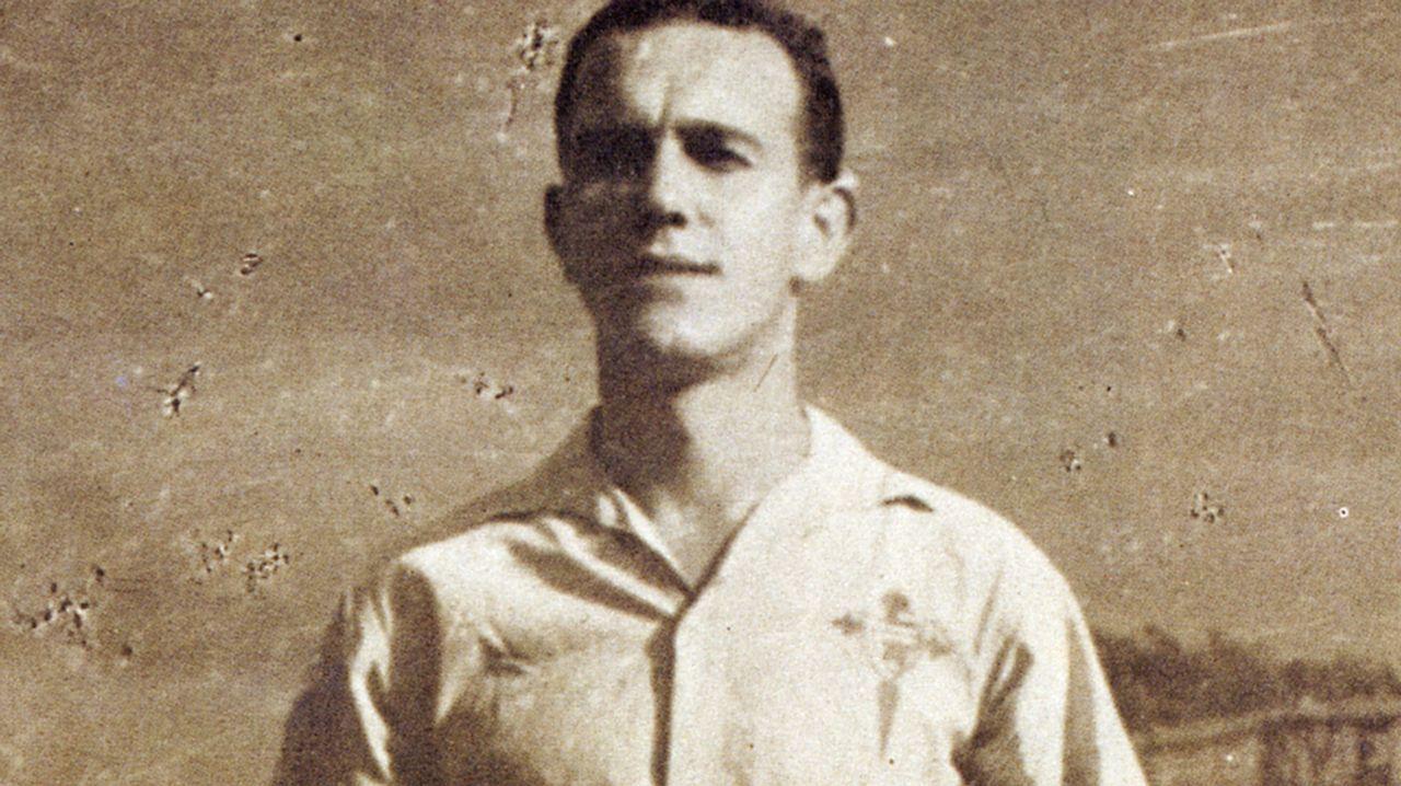 Villar llegó al Celta procedente del Arosa en 1949 y no se desvinculó hasta su jubilación, en los 90