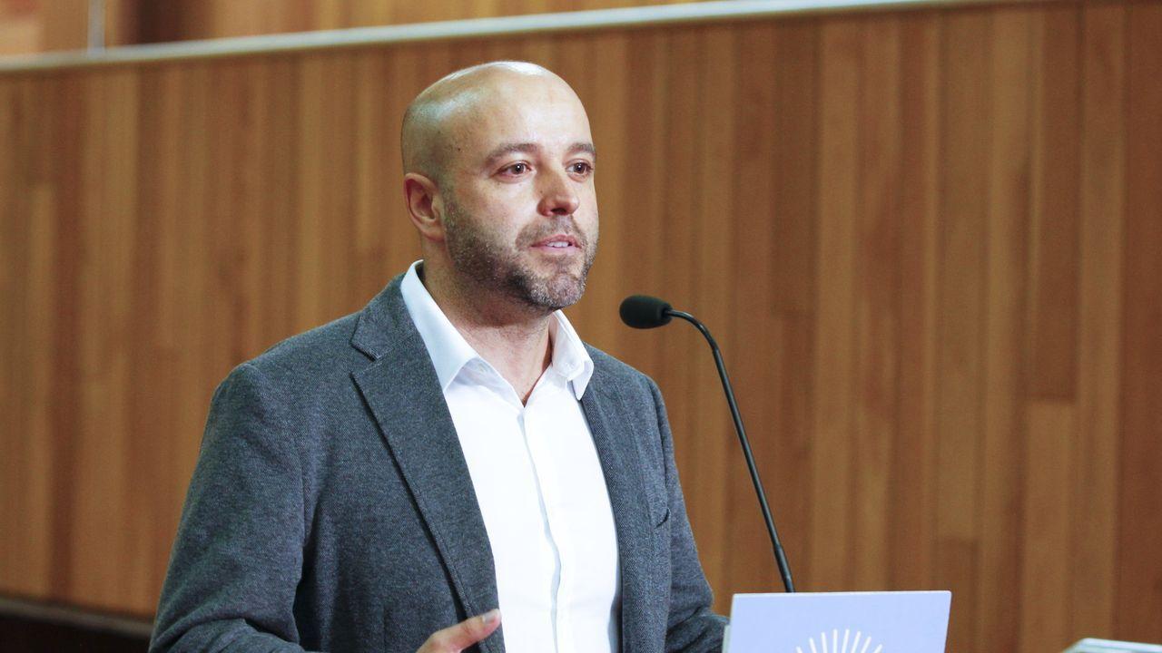Luís Villares, de En Marea