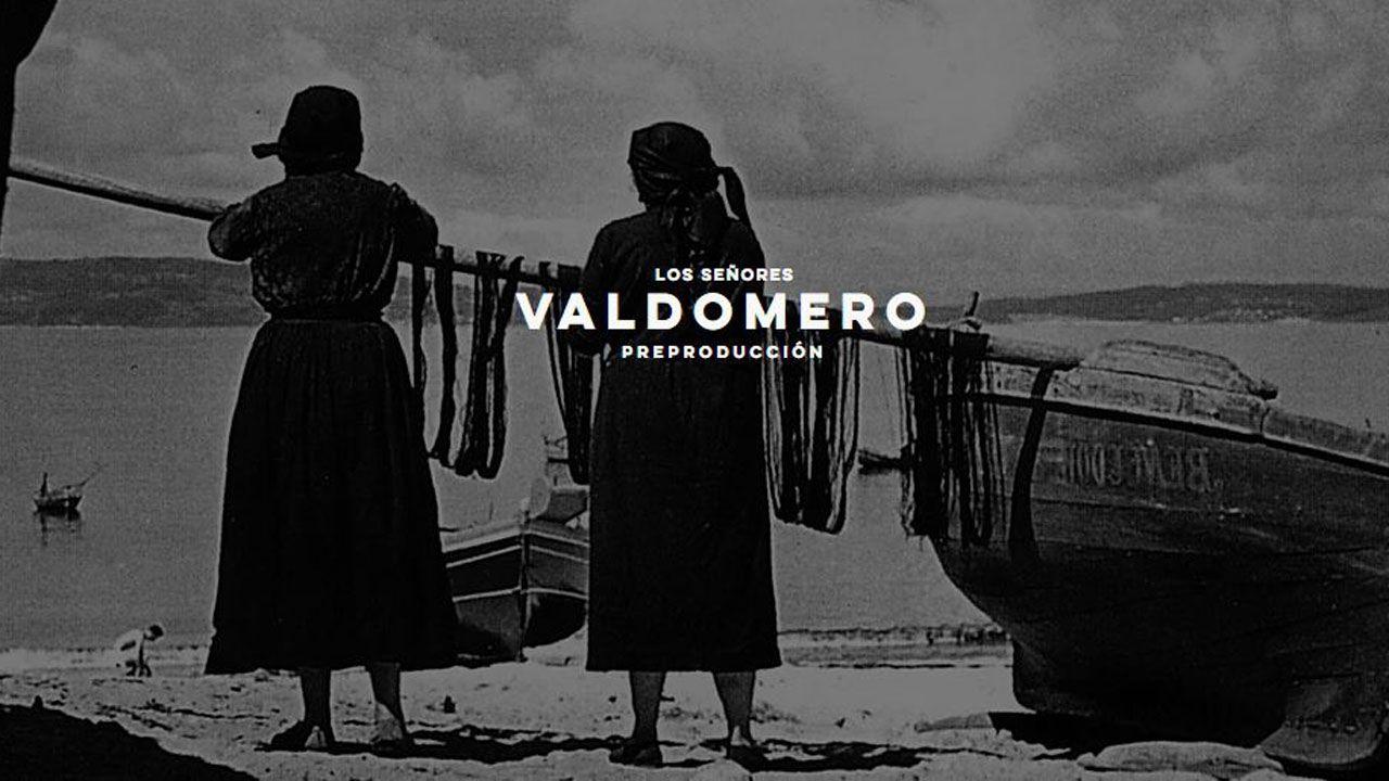 28 nuevos negativosdel retratista llanisco Baltasar Cue.Los señores Valdomero