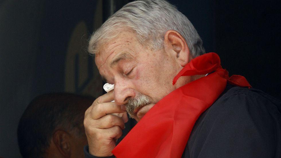 Victorino Alonso.Villa en Rodiezmo