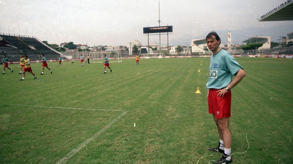 Carlos Ballesta.