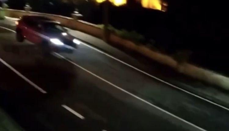 Conducción temeraria en Vimianzo: «Quentámonos».Vista de la zoan de O Choris en el casco urbano de Carballo, municipio que bate su récord de población