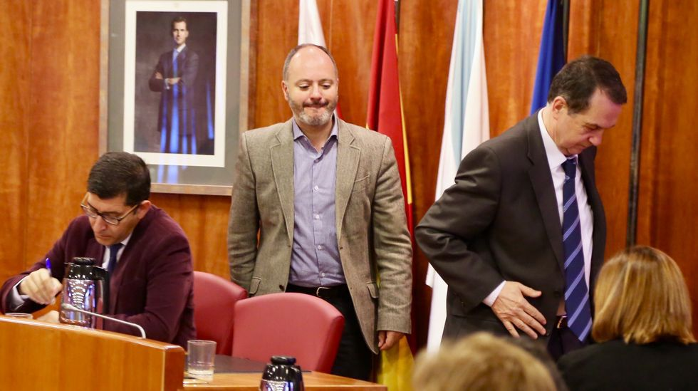 Constitución del Área Metropolitana de Vigo