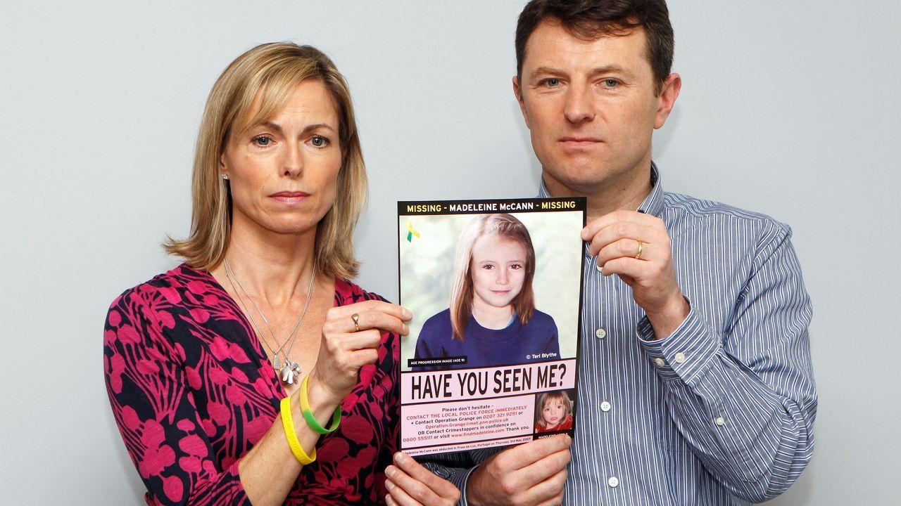 Christian Brueckner, sospechoso en el caso Madeleine McCann