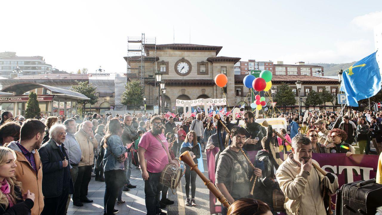 La marcha de les lletres asturianes