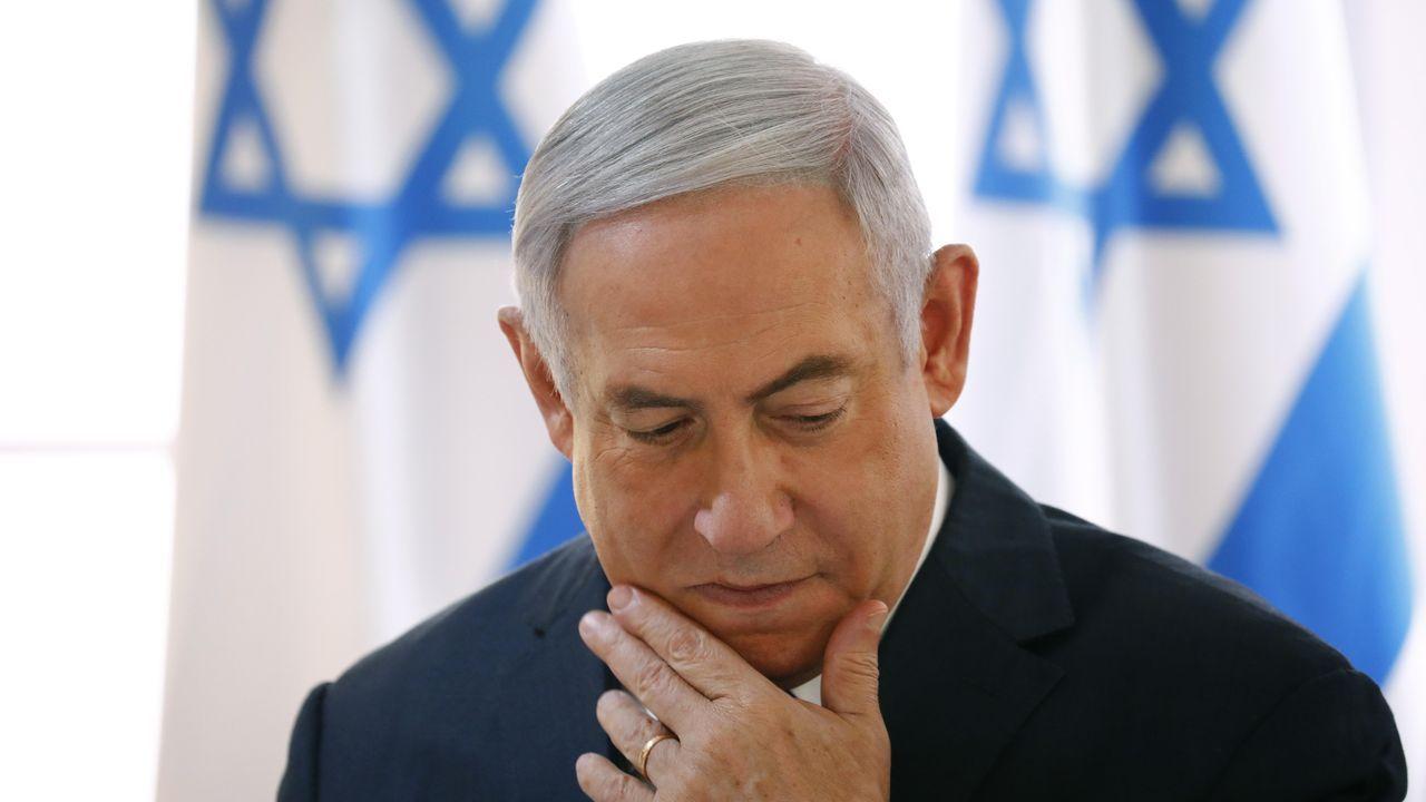 Netanyahu no ha dejado de recalcar su amistad con Trump durante la campaña