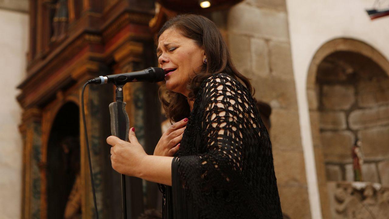Entrega de los premios Alecrín en Castro Caldelas