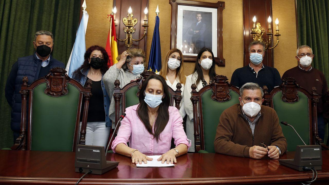 La concejala de Ribeira Ana Ruiz dimite de su cargo