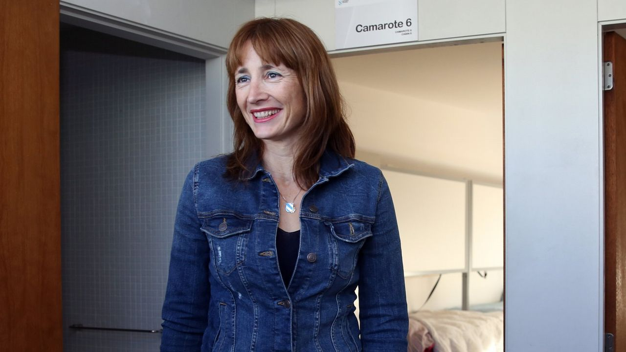 Marta Miguez, en una imagen reciente