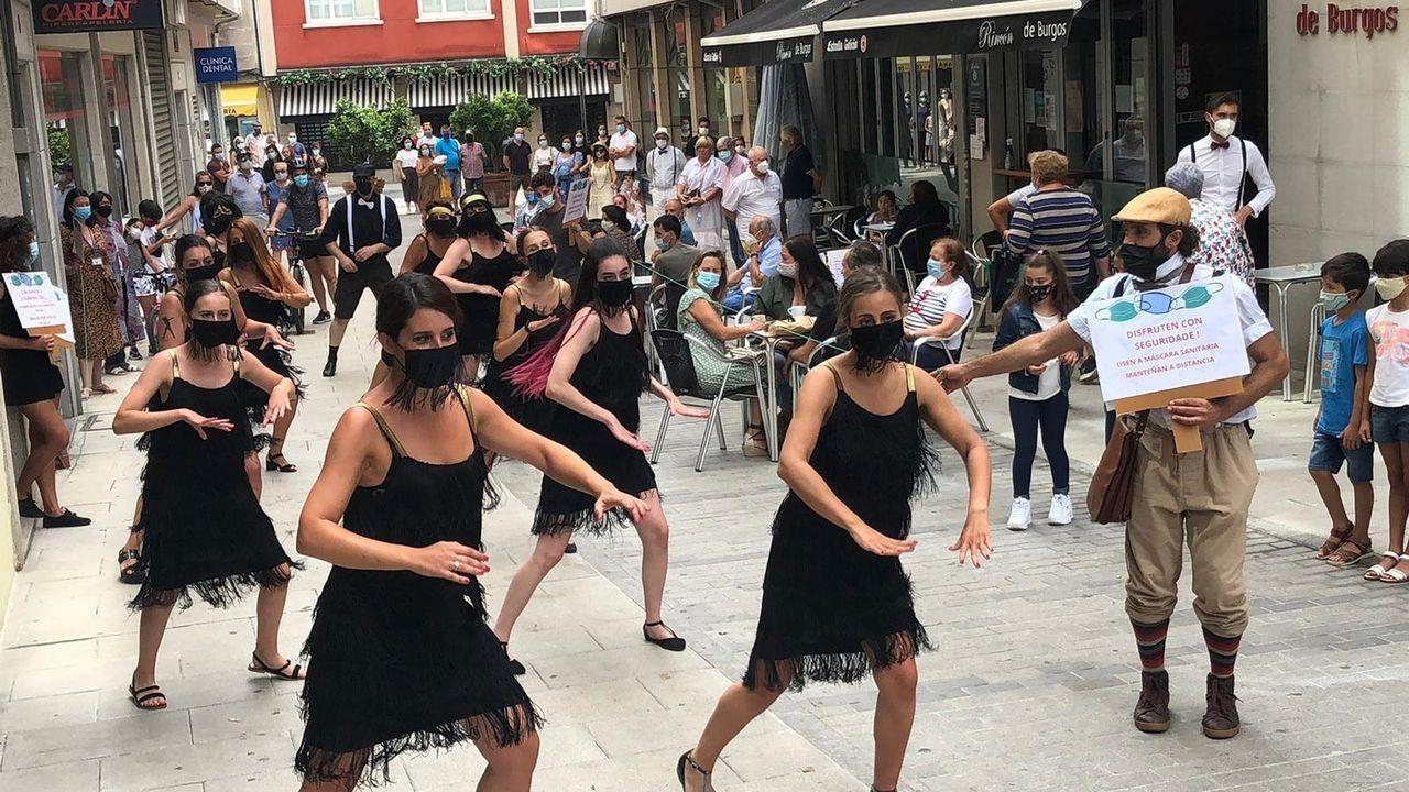 Feria modernista de Sada
